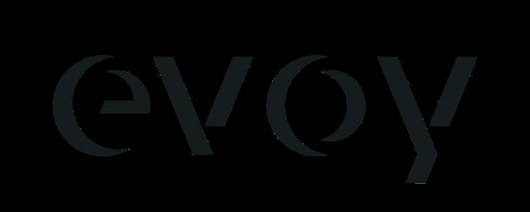 Evoy logo